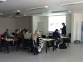 Prezentační místnost v Českých Budějovicích