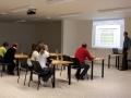 Prezentační místnost Repam elektro v Českých Budějovicích