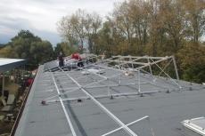 Střecha firmy REPAM ELEKTRO s.r.o.