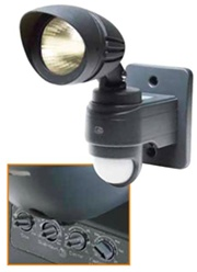 EH 309 Senzorové světlo nástěnné – jednobodové