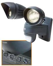 EH 310 Senzorové světlo nástěnné – dvoubodové