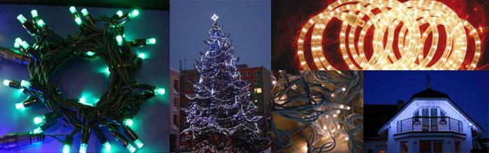 Vánoční osvětlení a světelná výzdoba 2