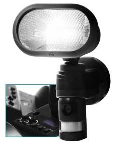 VC 603-3 Senzorové světlo s kamerou 230W
