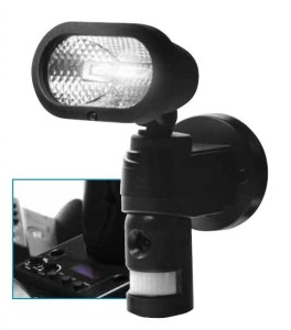 VC 603-6 – Senzorové světlo s kamerou 120 W